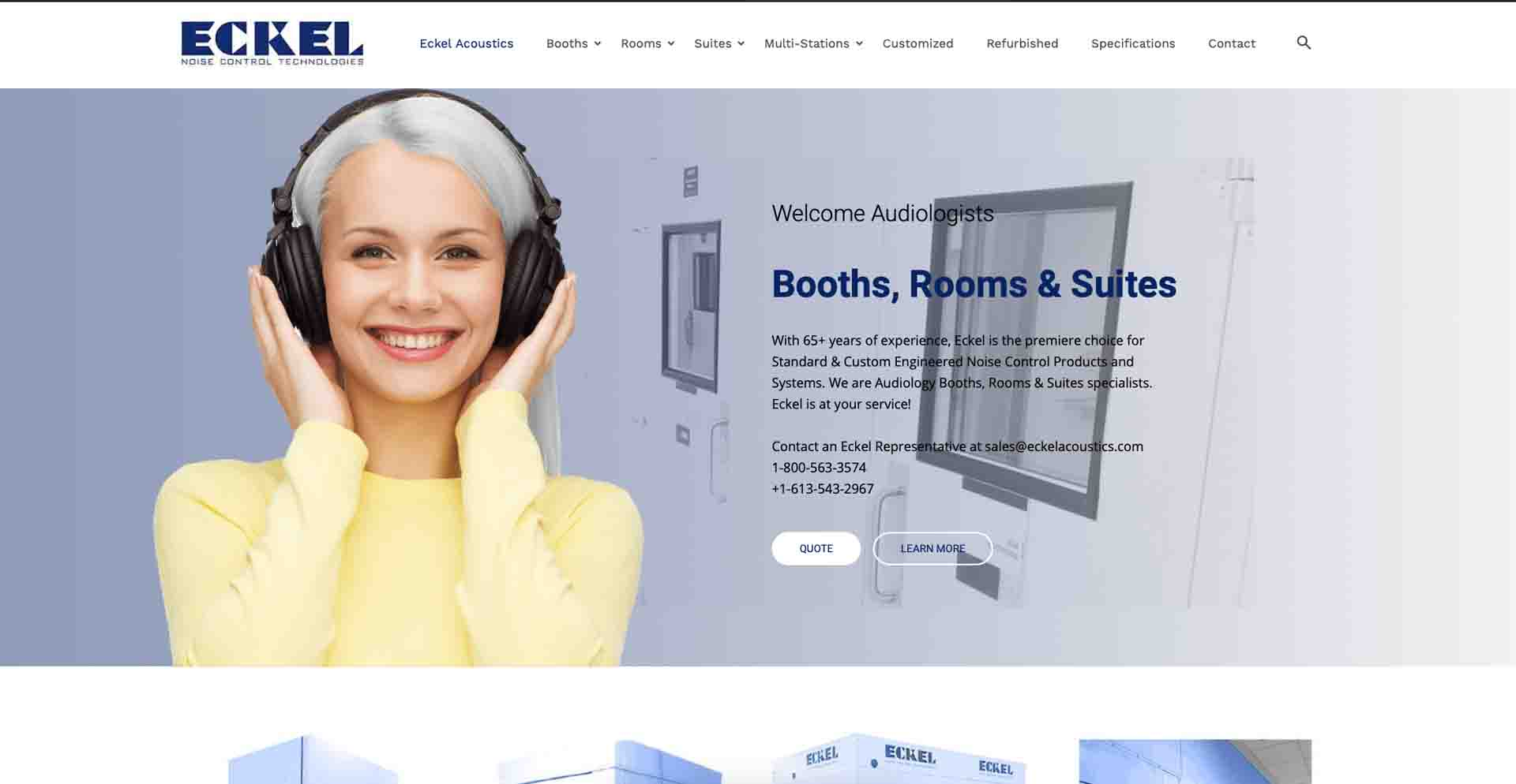 audiologyrooms.com
